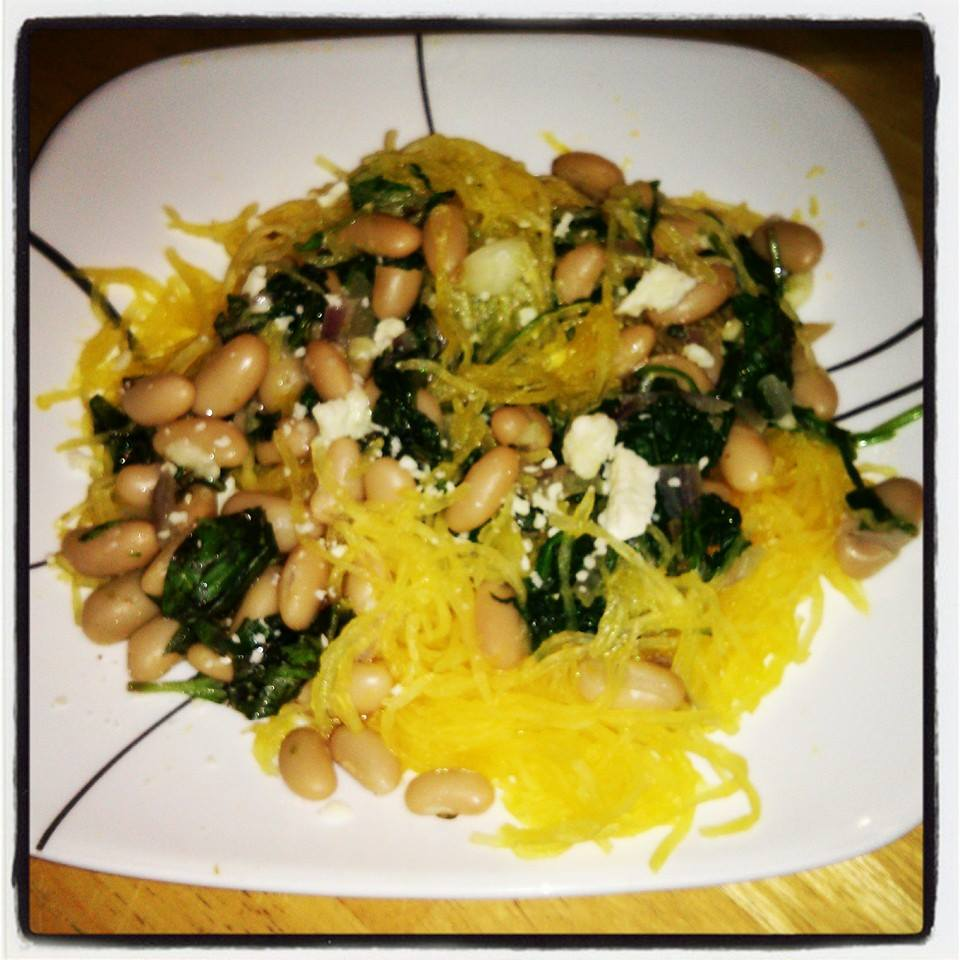 A Pasta Alternative: Spaghetti Squash – Osinga Nutrition ...