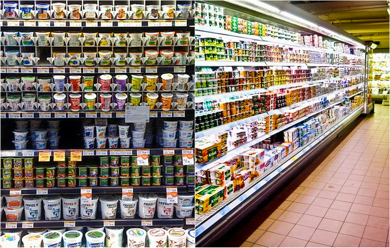 How to Expertly Navigate the Yogurt Aisle